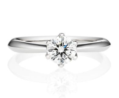 PT950の婚約指輪
