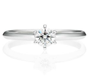 婚約指輪ソリティアタイプ