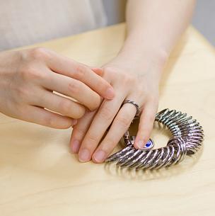 婚約指輪のリングサイズ直し無料
