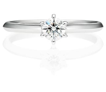 0.3ctの婚約指輪