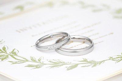 結婚指輪のコラム