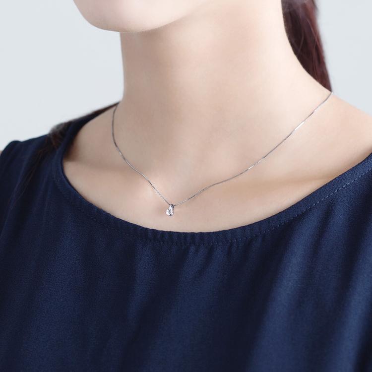 1ポイント ダイヤモンド ネックレス