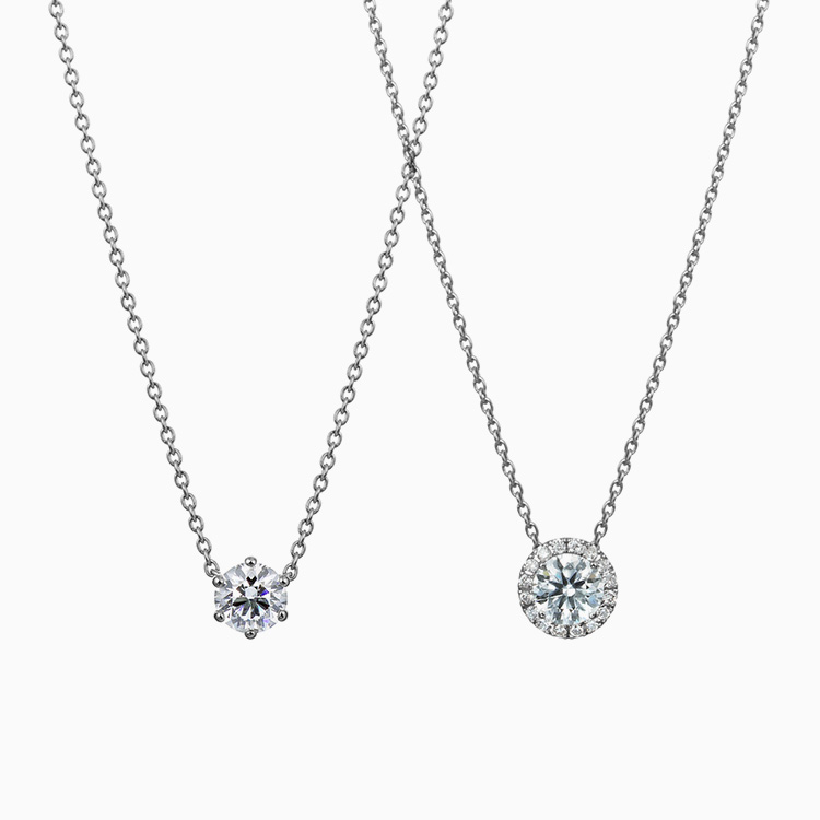 Micro Setting Necklace