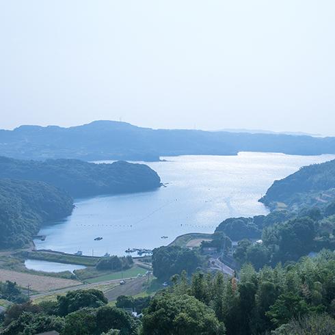 ブリリアンス+の真珠は日本の美しい海で生まれています。