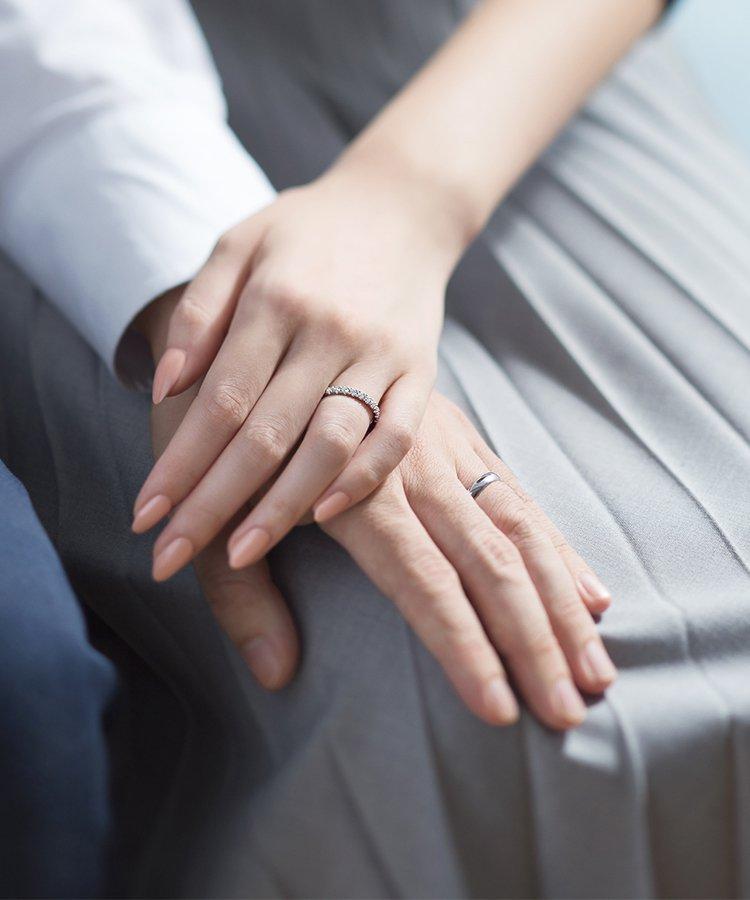 結婚指輪のオーダーメイド